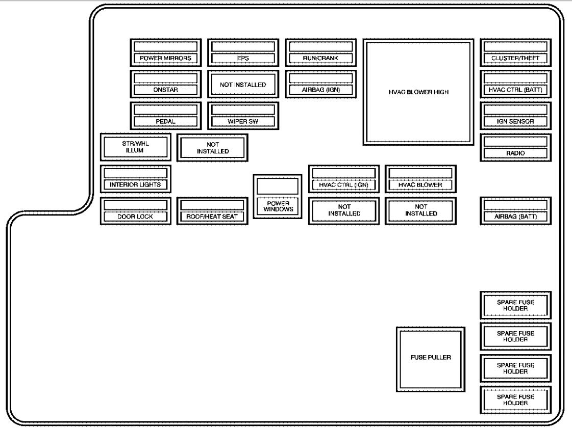 769501 Civic Coupe 2009 Fuse Box Diagram Wiring Library