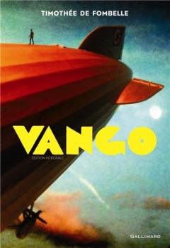 Couverture Vango, intégrale