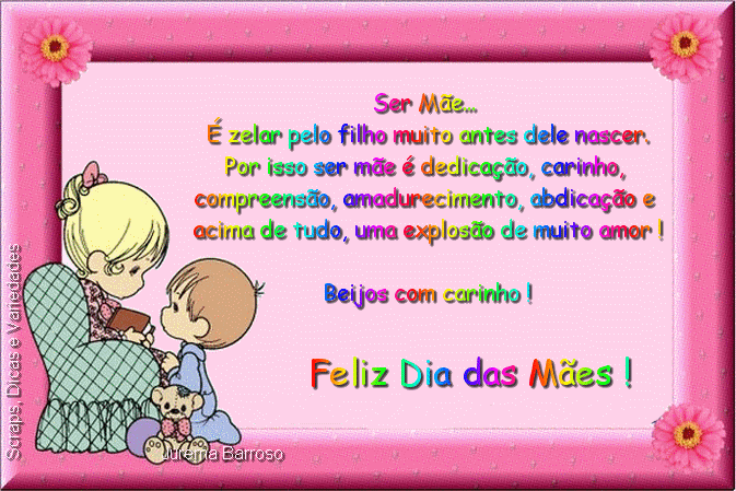 Tag Feliz Dia Das Mães Frases Bonitas