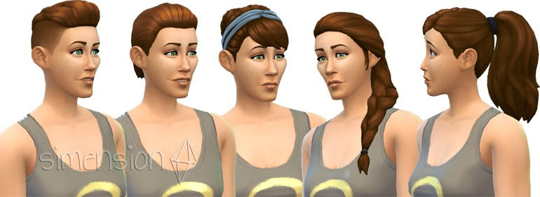 Die Sims 4 Wellness Tag Simension