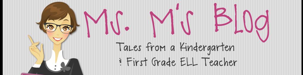 Ms.M's Blog