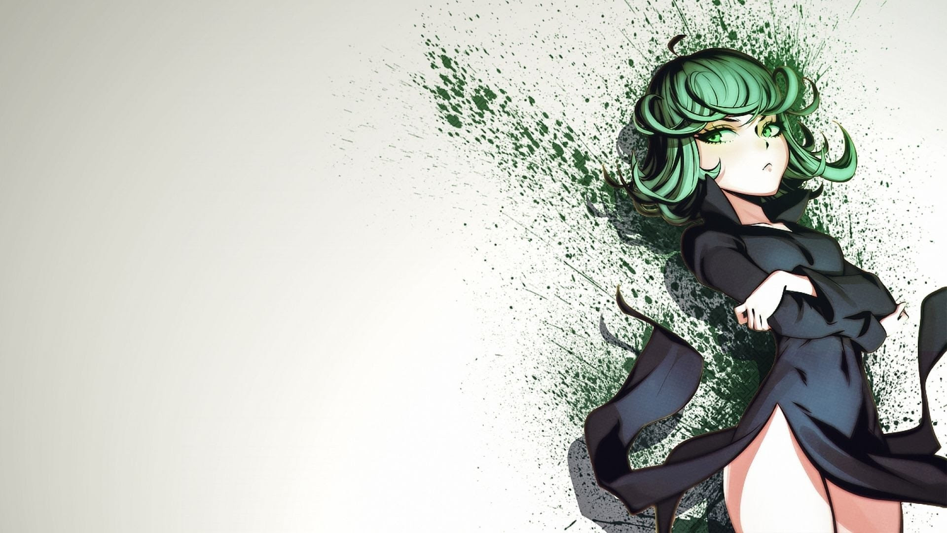 Tatsumaki One Punch Man High Quality Walls