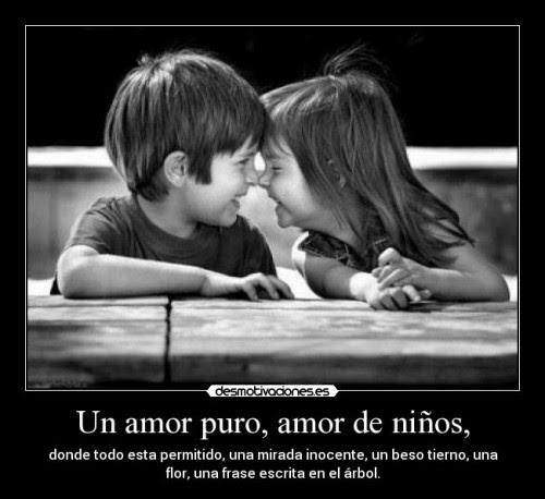 Amor De Ninos