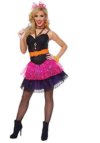 11. Cyndi Lauper 80s Costume