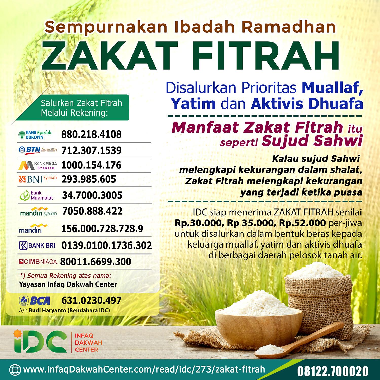 Unduh 66+ Gambar Poster Zakat Fitrah Paling Baru Gratis