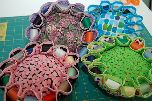 pincusion sewing kit