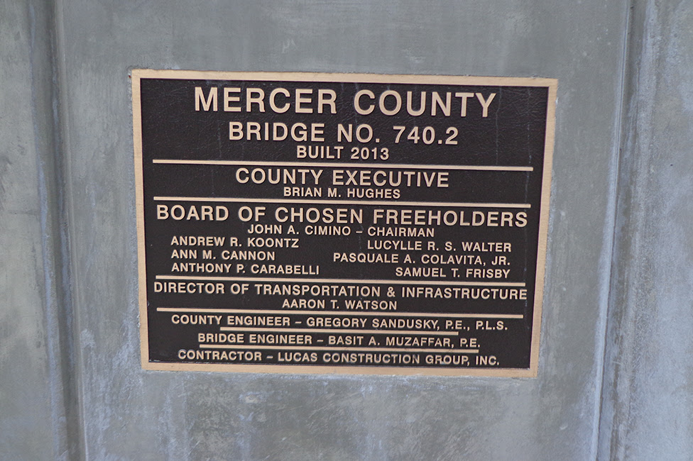 Replacement Of Mercer County Bridge No 7402 Old Trenton Road