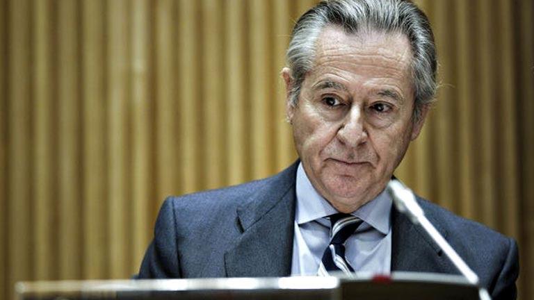 El expresidente de Caja Madrid Miguel Blesa pasará la noche en la prisión de Soto del Real
