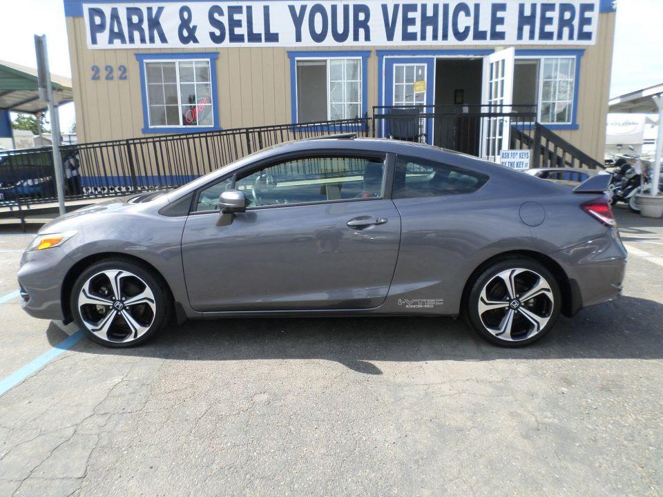 Car For Sale 2015 Honda Civic Si I4 Coupe In Lodi Stockton Ca