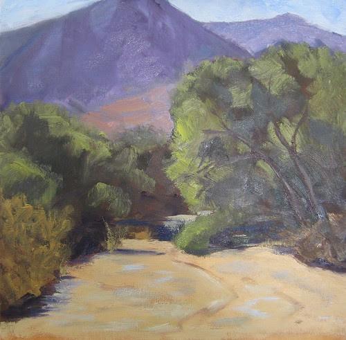 Soledad Canyon Wash by BYarborough