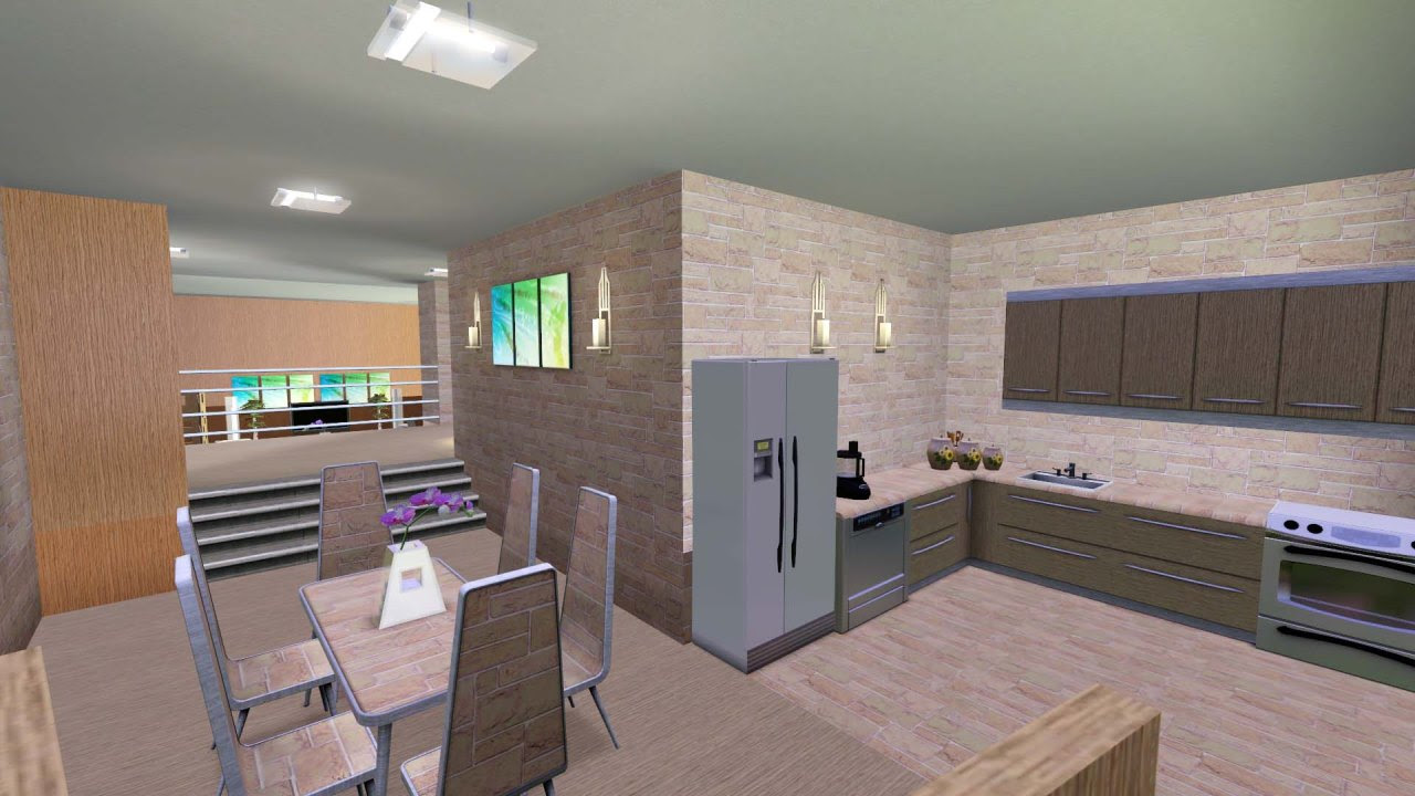 Sims Kitchen Sims 3 Kitchen Island Best Kitchen Ideas 2017