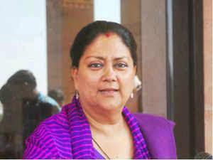 Lalitgate: Nitin Gadkari meets Vasundhara Raje, says charges against her 'baseless'