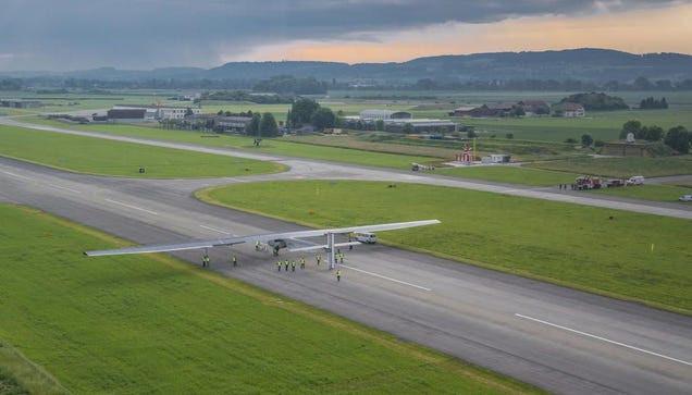 El Solar Impulse emprende su vuelo más largo: 6 días sobre el Pacífico