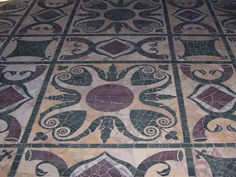 File:Forum Romanum Curia Iulia BW 3.JPG