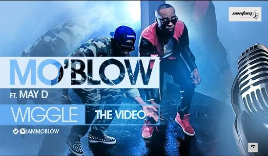 MoBlow May D Wiggle Video