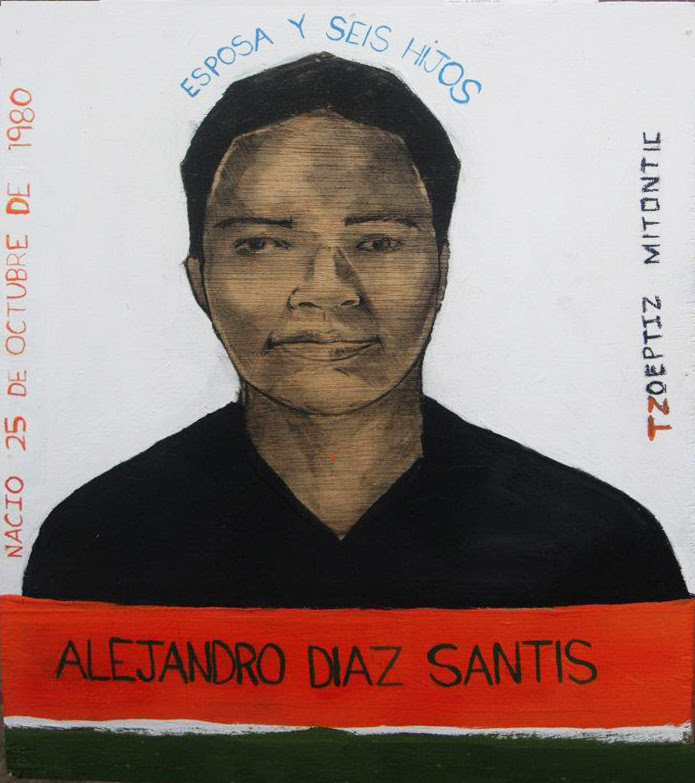 Chiapas: Alejandro Díaz Santiz preso Solidario de la Voz del Amate anuncia que realizará ayuno de 12 horas diarias