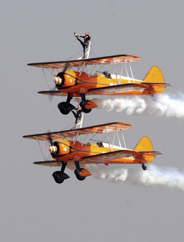 Exhibición aérea en Bangalore