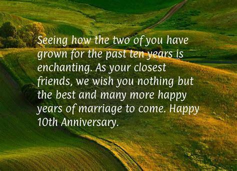 10th Wedding Anniversary Quotes. QuotesGram