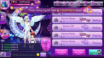 game Super Dancer VN