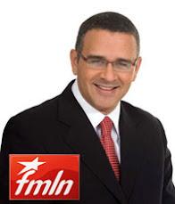 Mauricio Funes Presidente
