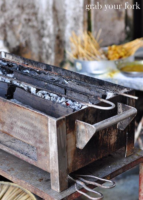 ipoh thean chun coffee shop satay grill