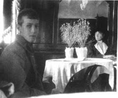 Olga and Alexei Romanov leaving Tobolsk for Yekaterinberg on the Rus