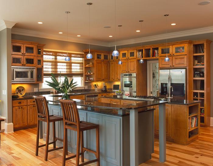 Hardwood Cabinets Enhance Universal Design - American ...
