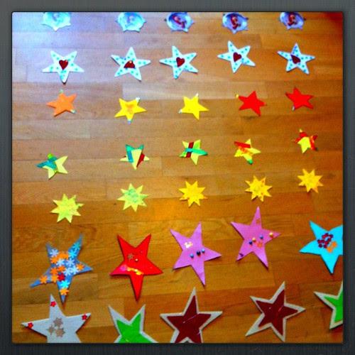 Sterne.
