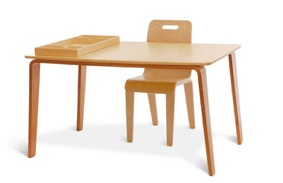 Craft Table for Kids: Designs, Materials, and Complements ...