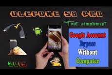 Bypass Google Account Ulefone S8 pro