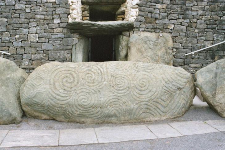 Newgrangetomb ireland