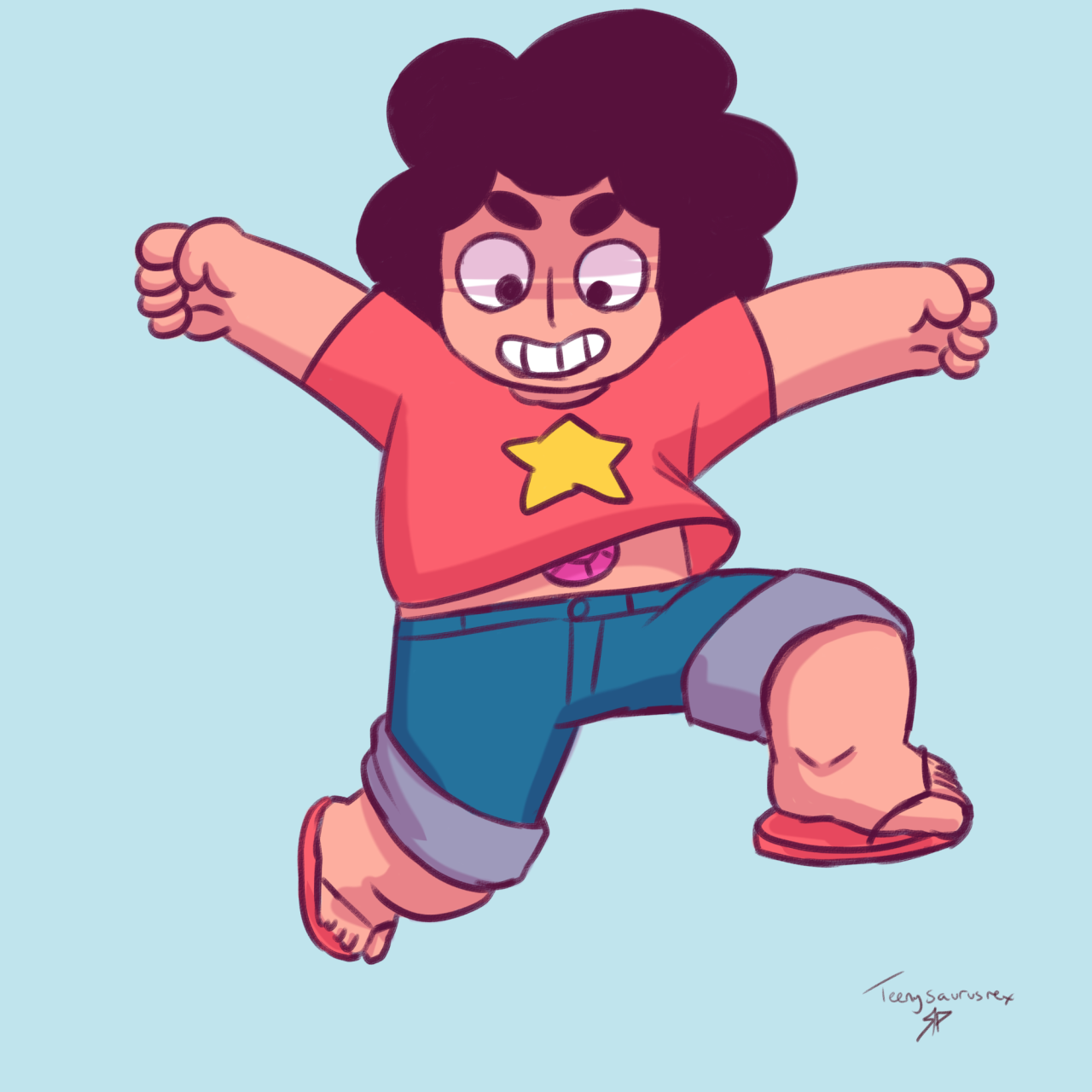 a tiny steven to brighten your day