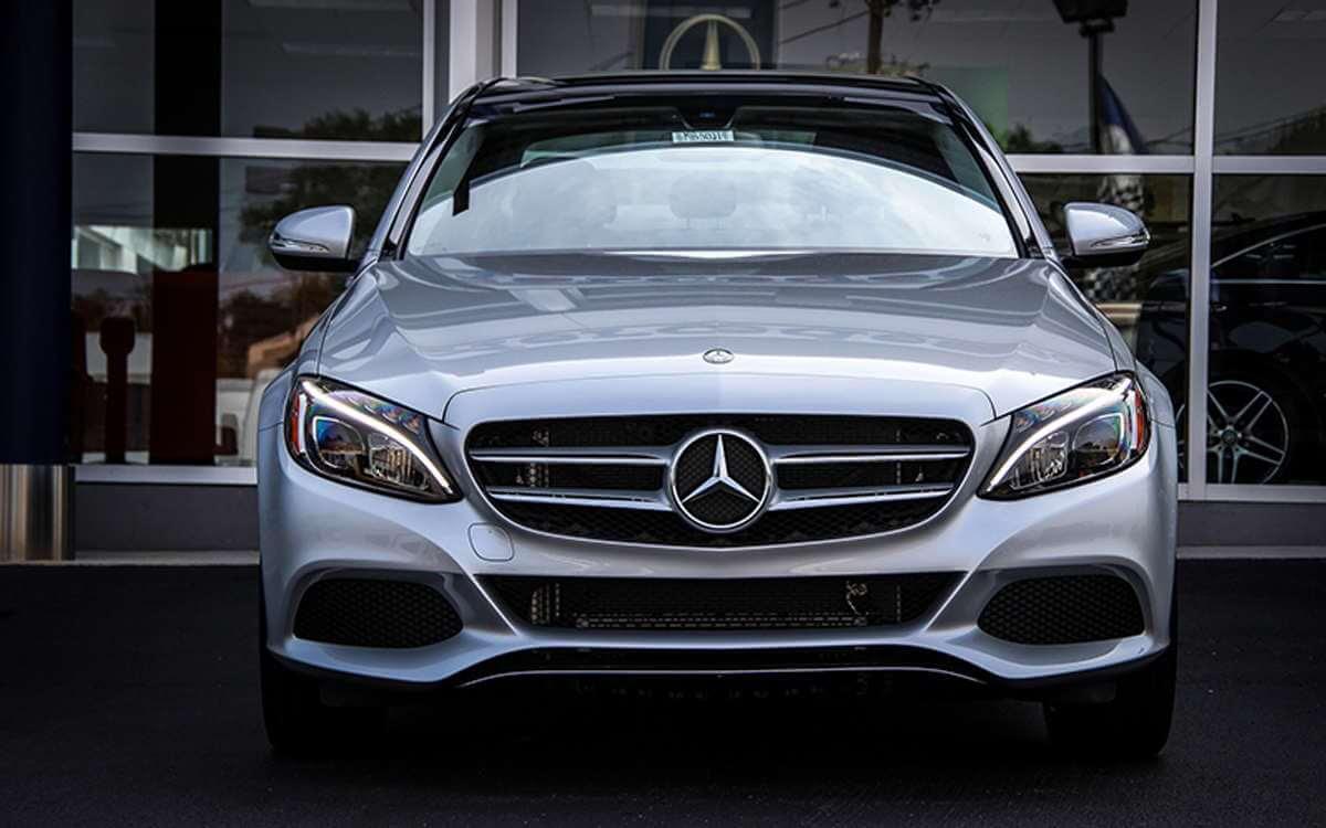Mercedes Benz C300 Rental | 777 Exotic Car Rental Los Angeles