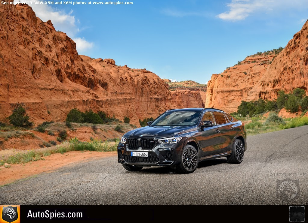 more pictures of the allnew 2020 bmw x6m competition
