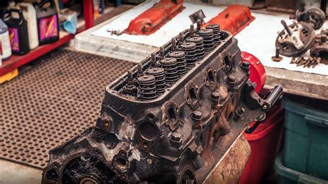 time lapse ford  windsor  engine rebuild enjoy