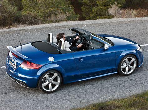 TT RS Roadster / 8J / TT RS / Audi / Database / Carlook