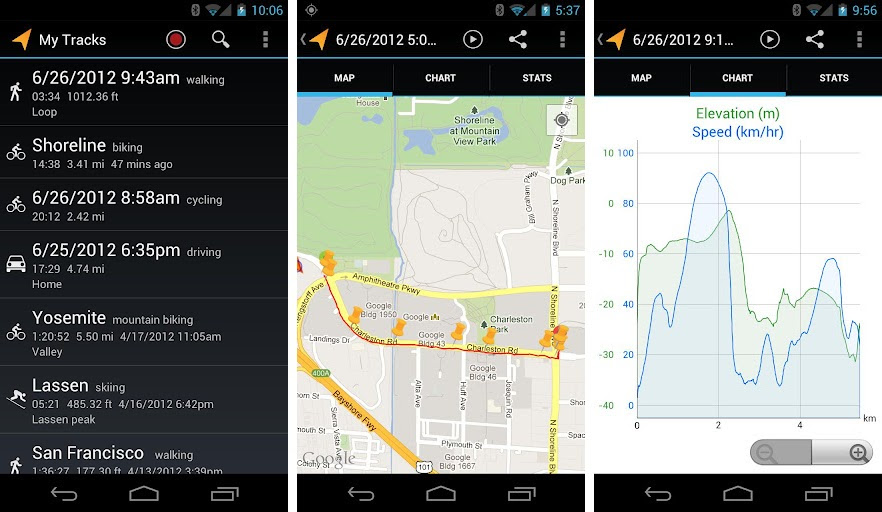 Best Android Apps For Biking And Cycling