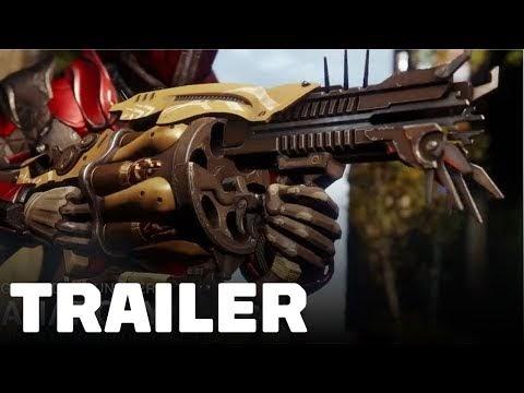 Destiny 2: Forsaken - Black Armory Review   Gameplay