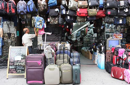 Bag Seller, 14th Street