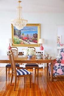 contoh dekorasi ruang makan minimalis