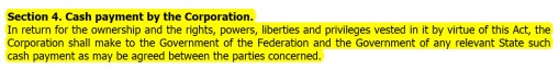 Petroluem Act section 4