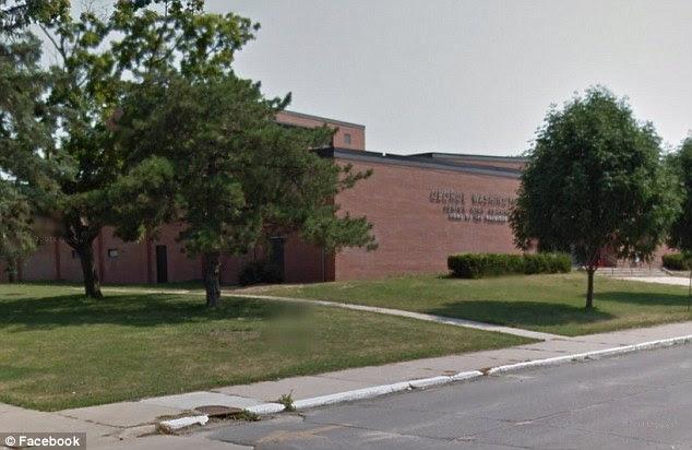 Haglin met the 17-year-old boy at Washington High School in Cedar Rapids in January