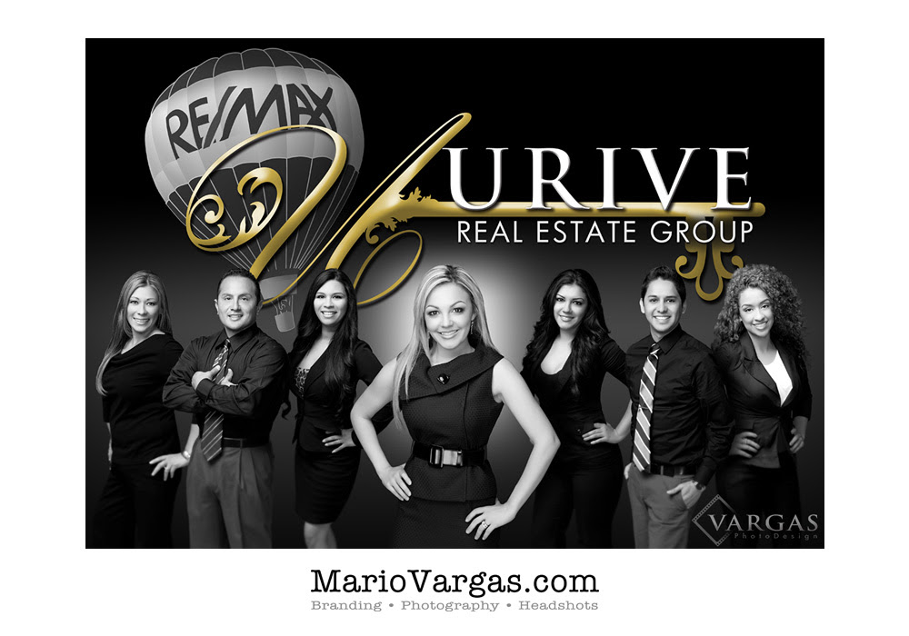 Team Sessions & Team Branding — Vargas Creative Group, Inc.