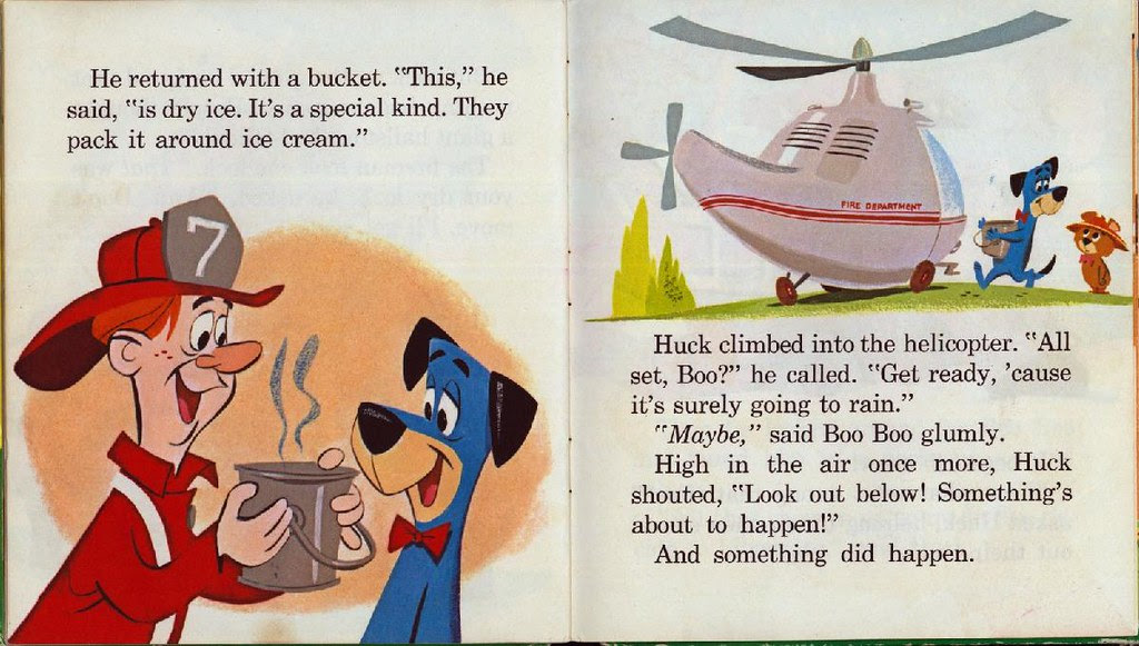 Huckleberry Hound the Rainmaker012