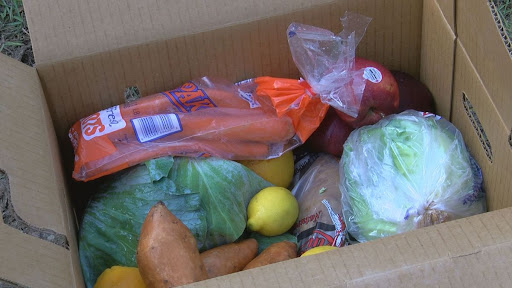 Avatar of Richmond church distributing 1,300 boxes of groceries each Saturday in August