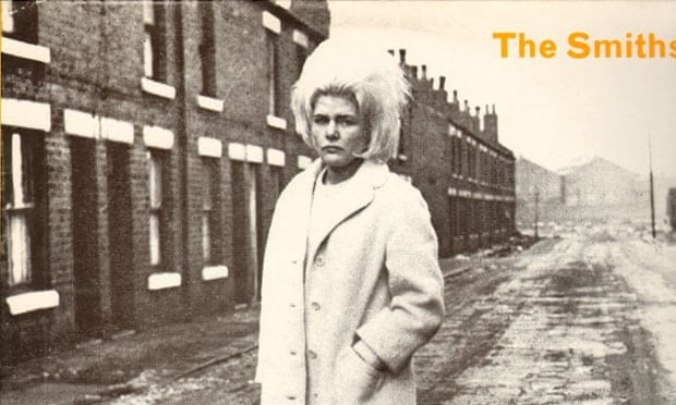 Viv Nicholson on the cover of Heaven Knows I'm Miserable Now by the Smiths