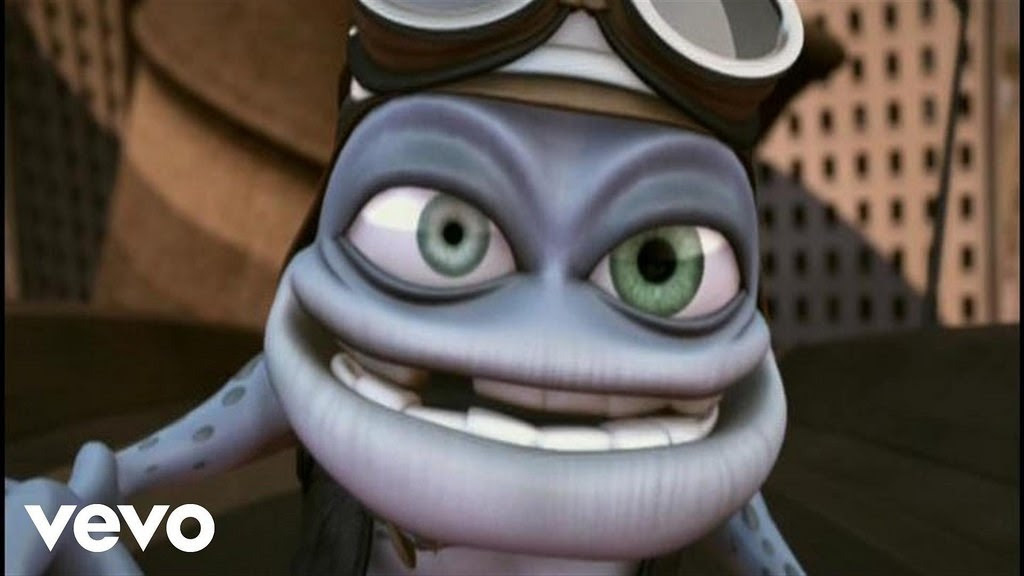 Crazy Frog - Axel F : Liked on YouTube https://goo.gl/U0LThB
