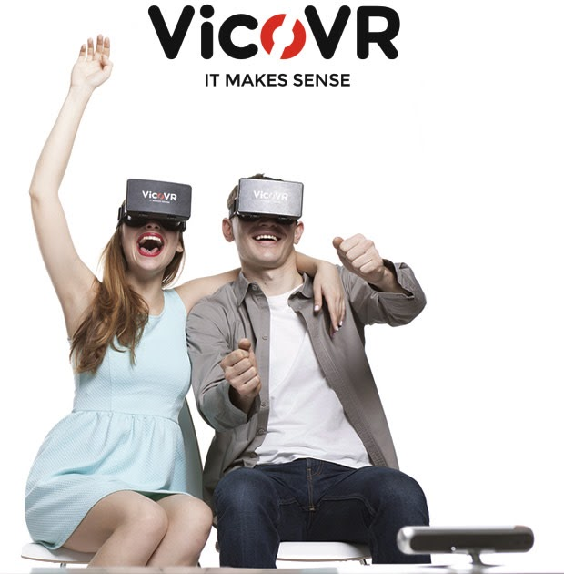 VicoVR- Full Body-Tracking VR & 3D Gaming System: Enable