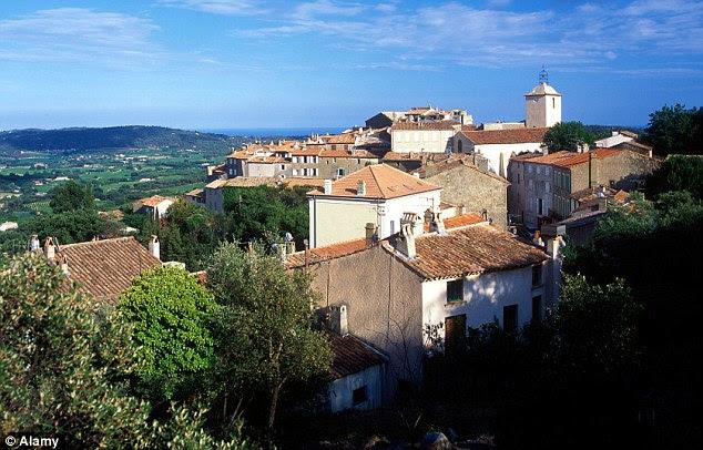 Ramatuelle Provence