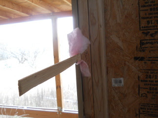 Door Frame Insulation